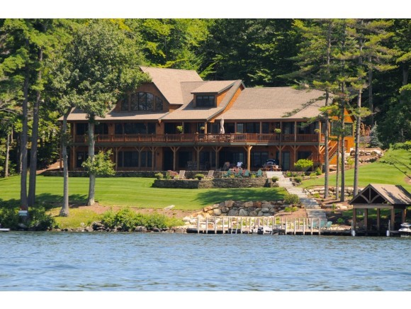 GILFORD NH  Home for sale $4,395,000