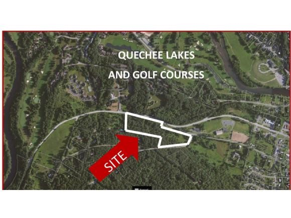 VILLAGE OF QUECHEE IN TOWN OF HARTFORD VT LAND  for sale $$255,000 | 7.9 Acres  | Price Per Acre $34,810