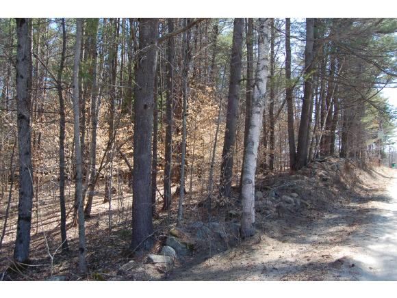 NEW LONDON NH Land / Acres for sale