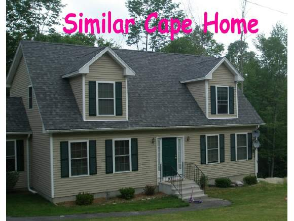 BRISTOL NH Home for sale $$214,900 | $122 per sq.ft.