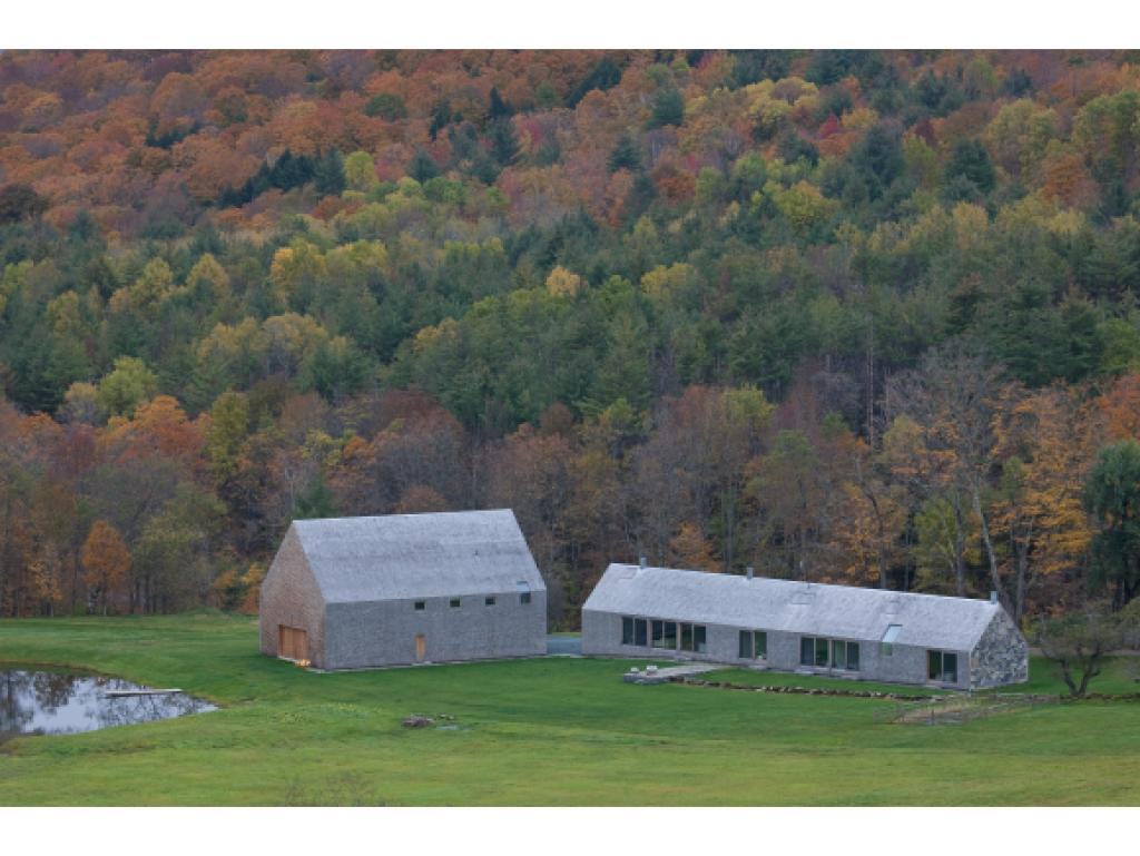 Woodstock VT Horse Farm | Property  on Pond
