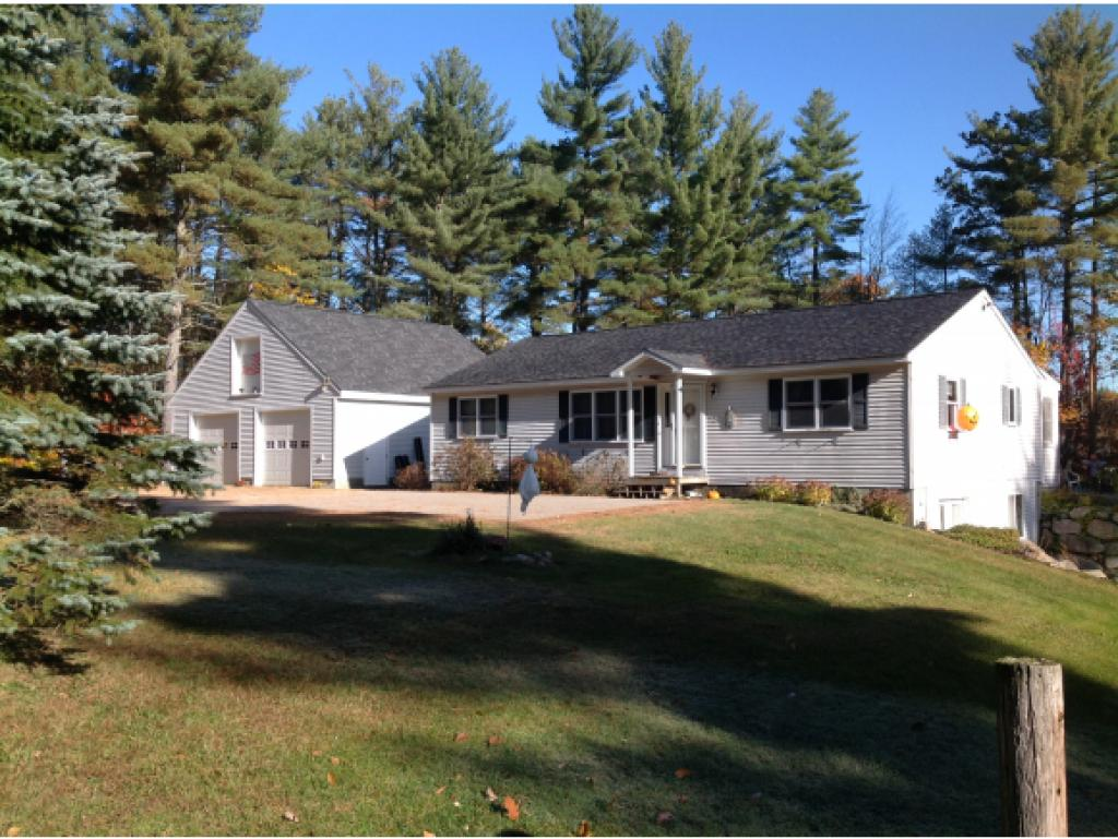 VILLAGE OF CENTER OSSIPEE IN TOWN OF OSSIPEE NH Home for sale $224,900