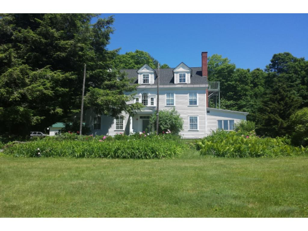 Thetford VT Horse Farm | Property  on Palazzi Pond