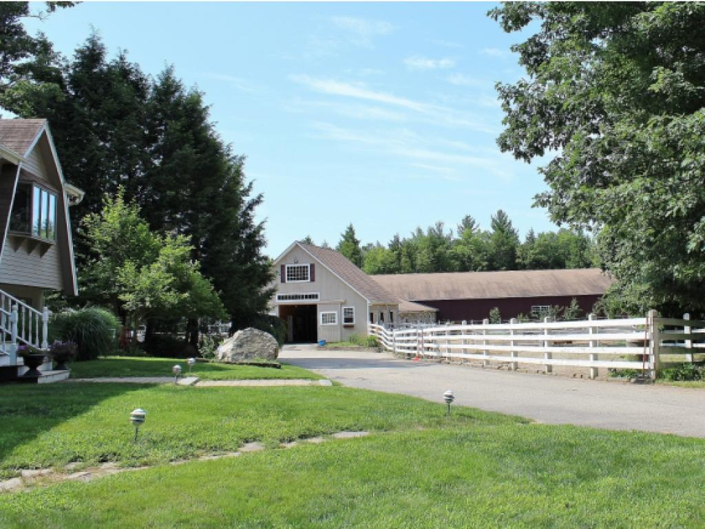 Deerfield NH Horse Farm | Property