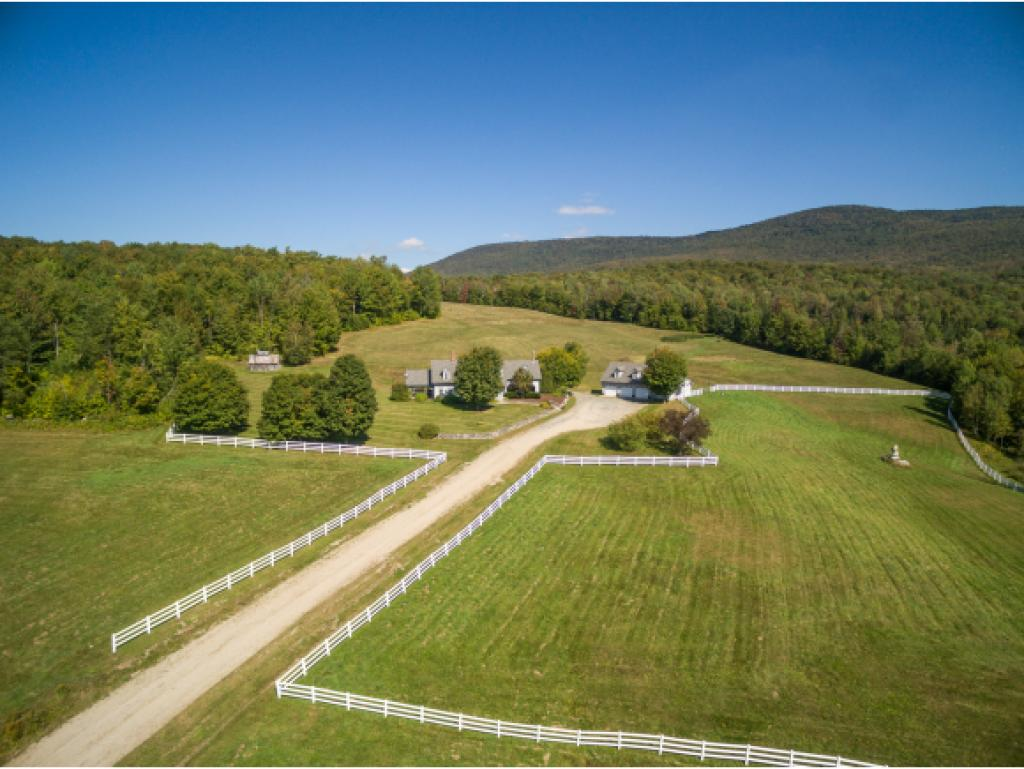 Burke VT Horse Farm | Property  on Flower Brook