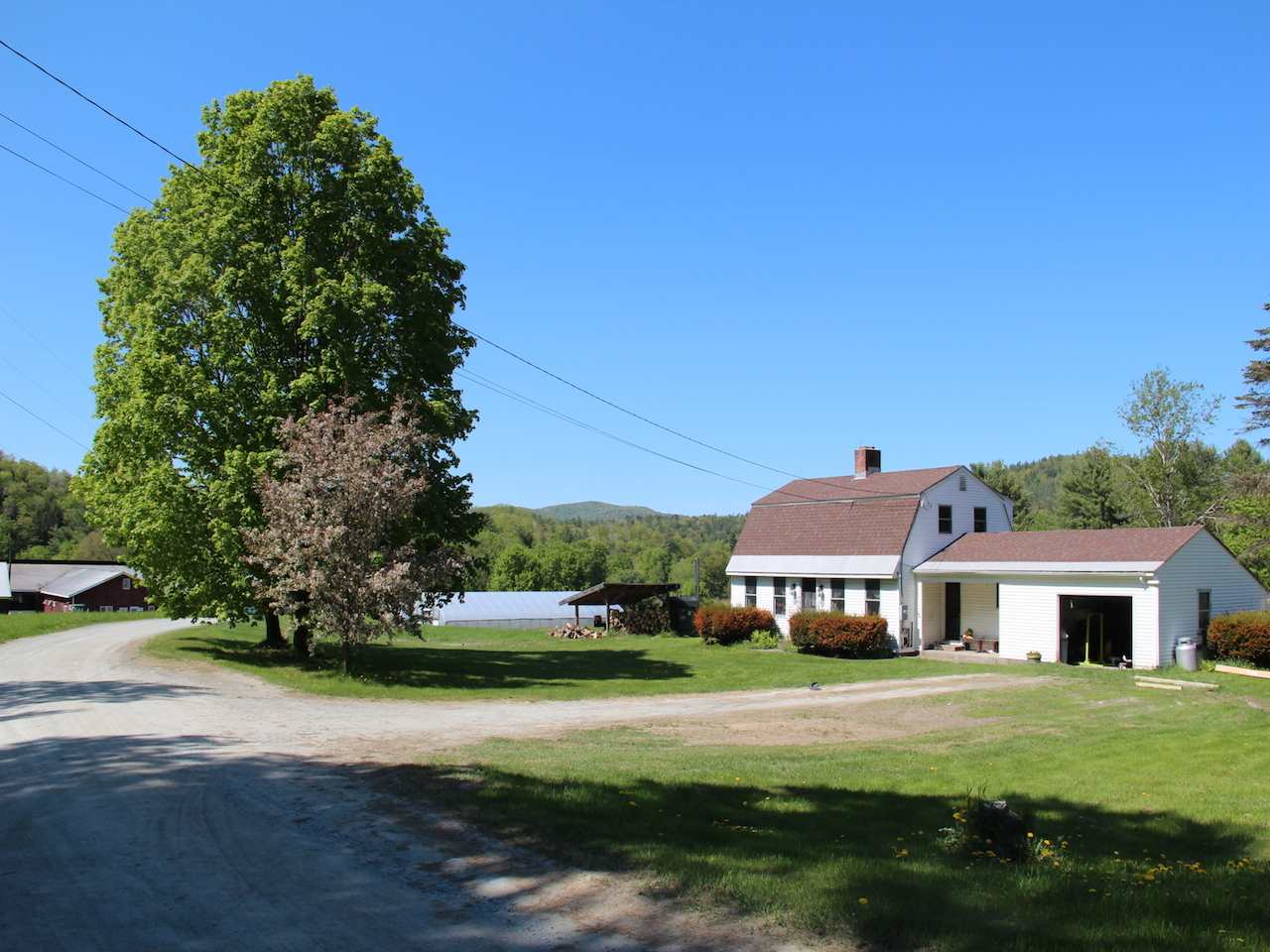 Bath NH Horse Farm | Property  on Ammonosuc River