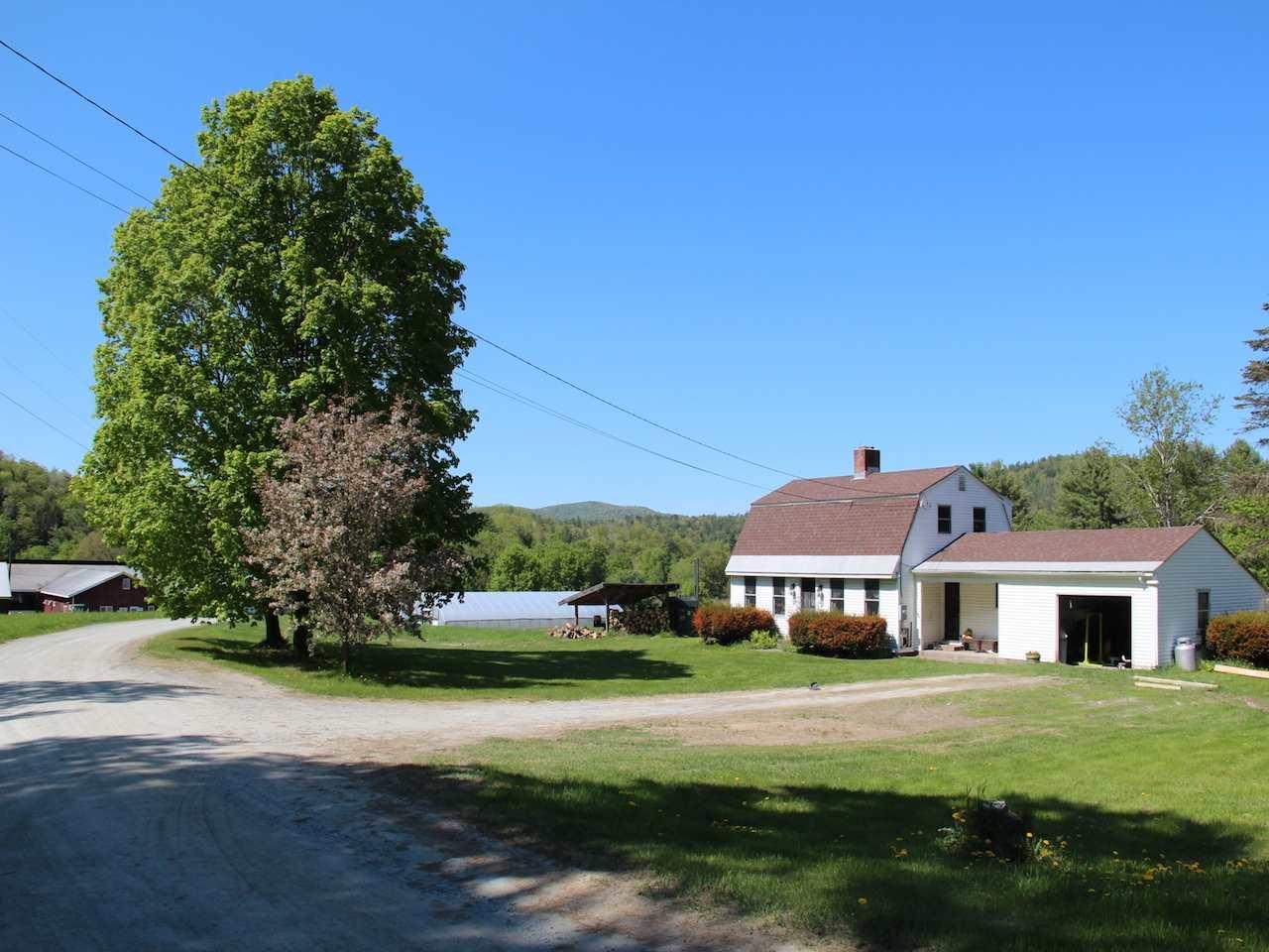 Bath NHHorse Farm | Property  on Ammonosuc River