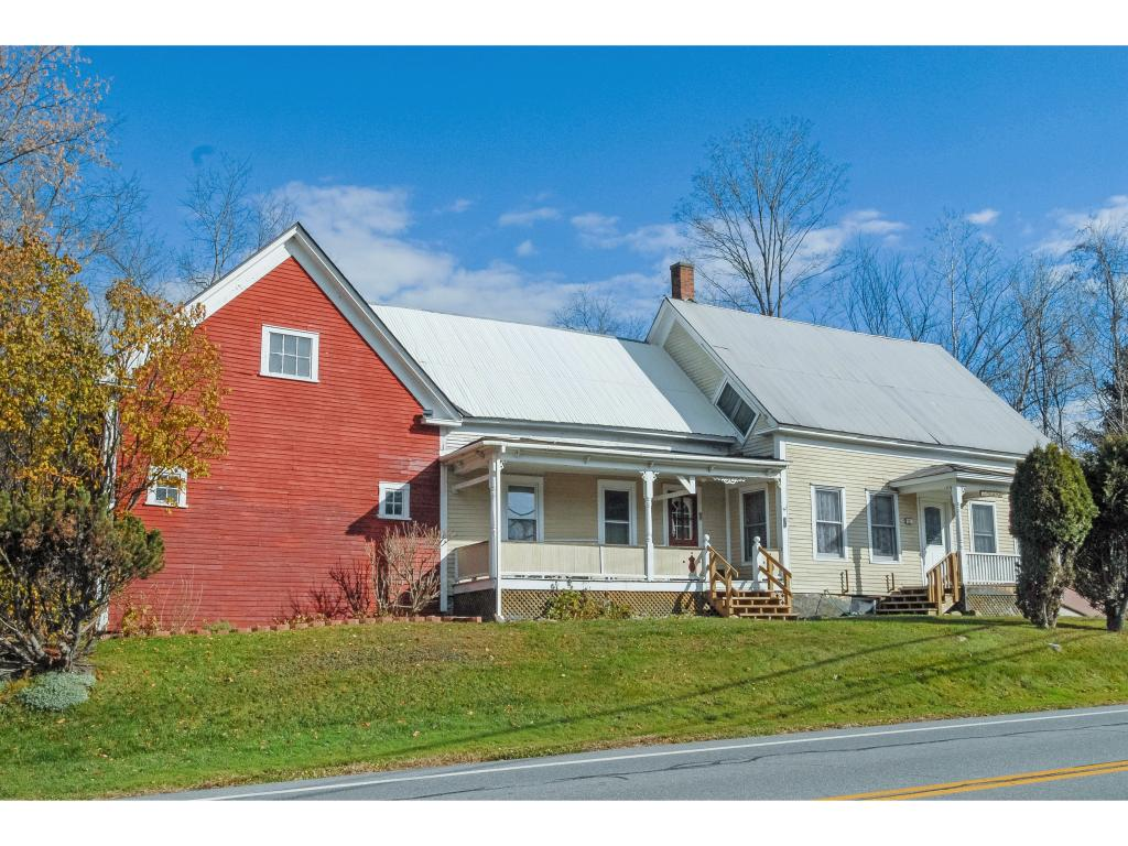 WOODSTOCK VT Home for sale $$199,000 | $123 per sq.ft.