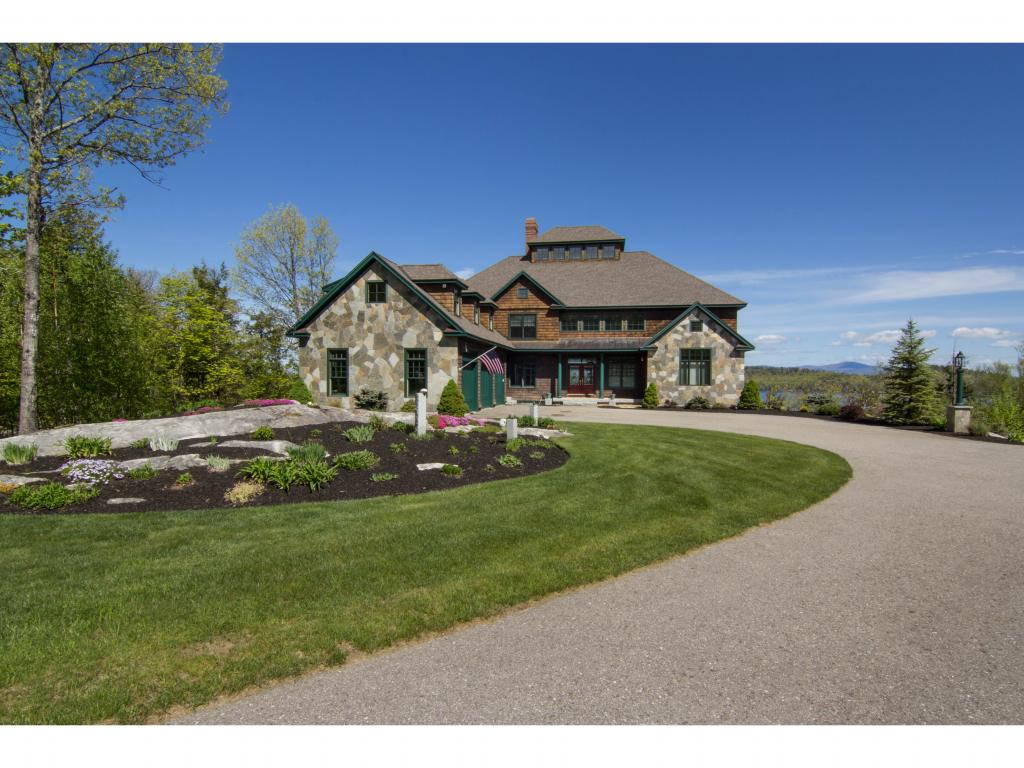ALTON NH Lake House for sale $$2,299,000 | $476 per sq.ft.