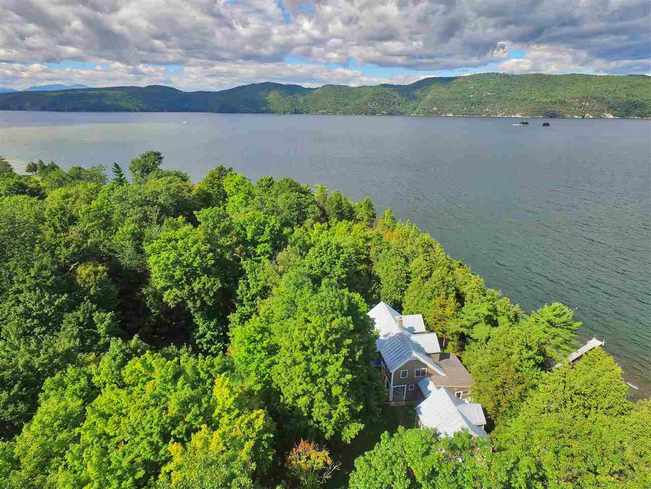FERRISBURGH VTLake House for sale $$859,000 | $299 per sq.ft.
