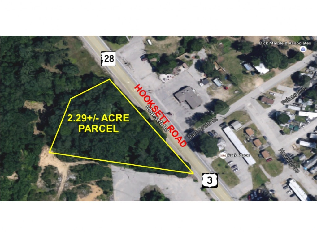 Hooksett NH Land  for sale $List Price is $269,000