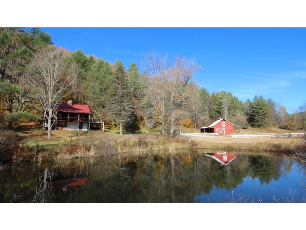 West Windsor VT Home or Farm Acres: 9.85     Beds: 2