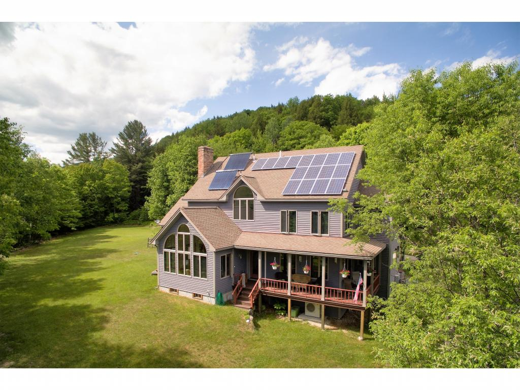 Bridgewater VT Home for sale $$595,000 $189 per sq.ft.