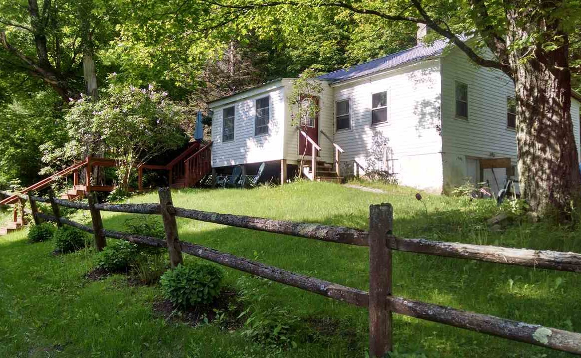 MOUNT HOLLY VT Home for sale $$119,000 | $126 per sq.ft.
