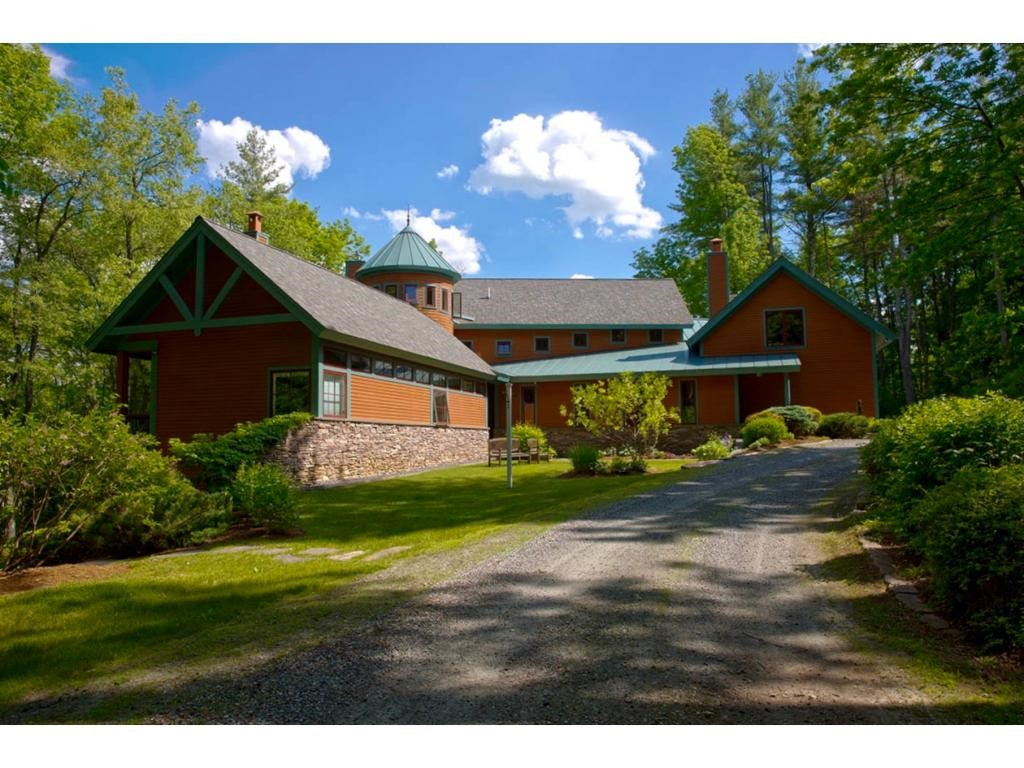 WOODSTOCK VT Home for sale $$995,000 | $251 per sq.ft.