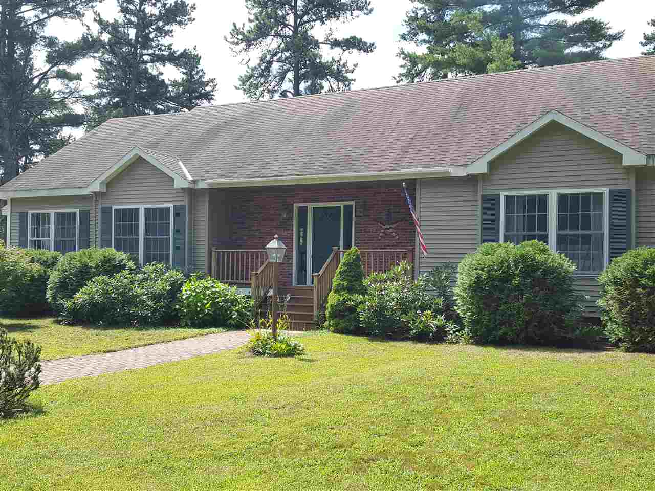 VILLAGE OF WEST OSSIPEE IN TOWN OF OSSIPEE NHHome for sale $$295,000 | $160 per sq.ft.