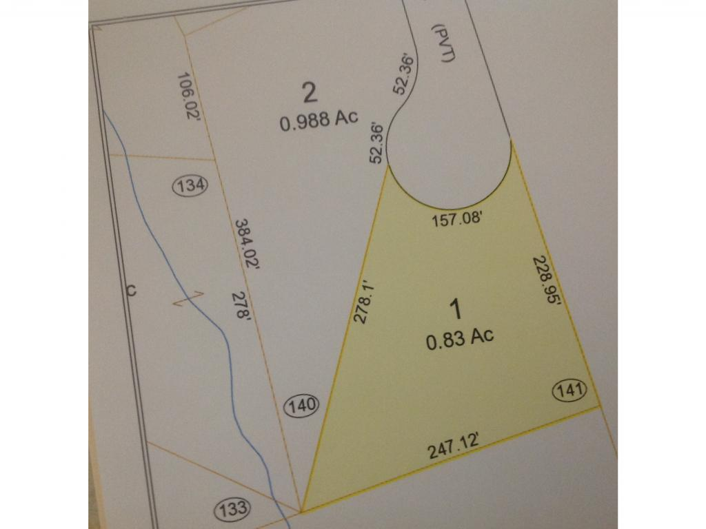WAKEFIELD NHLand / Acres for sale