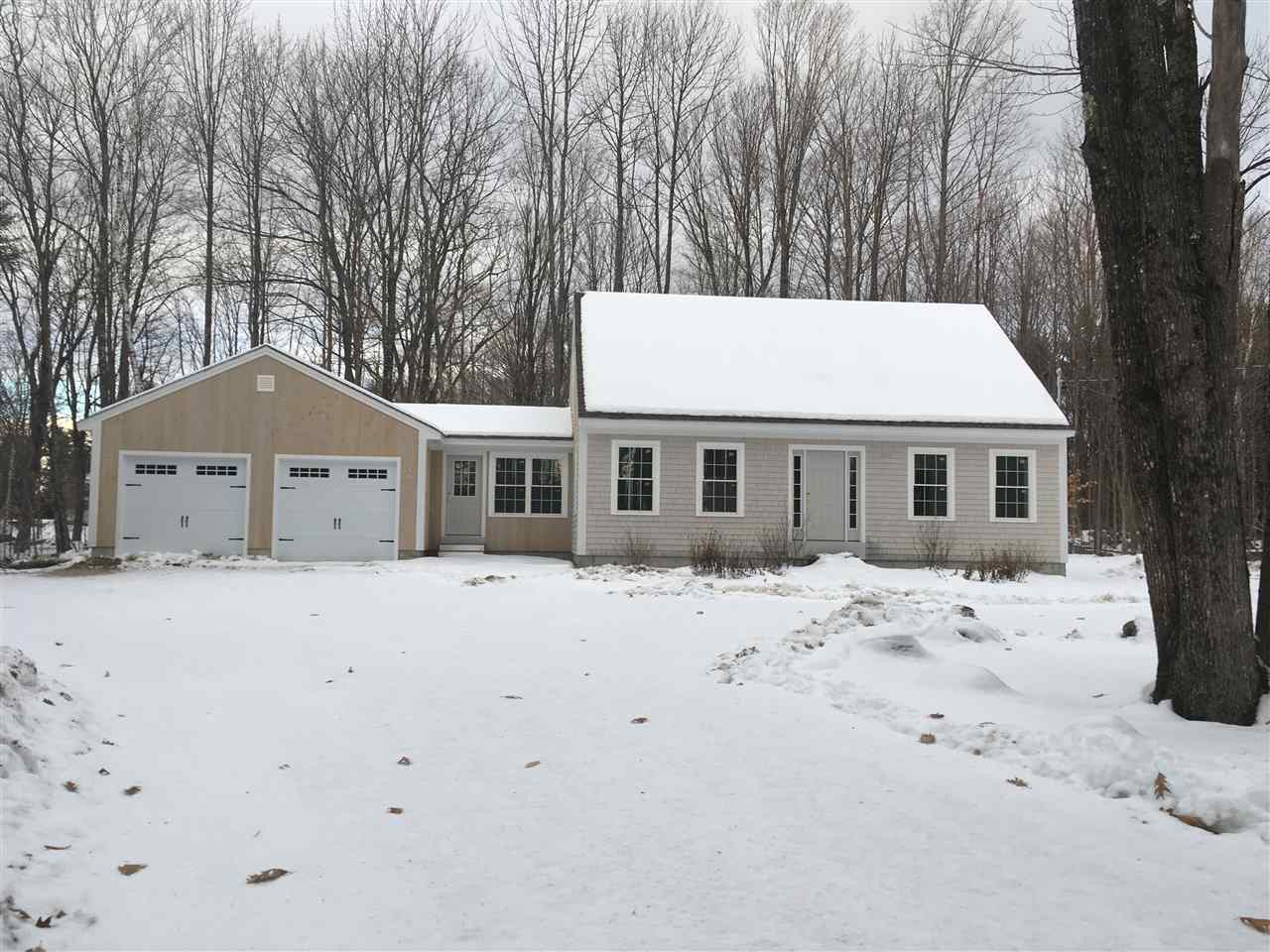 Brookfield NH Home for sale $$279,900 $157 per sq.ft.