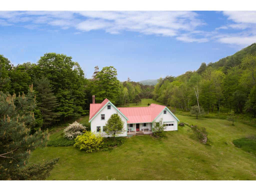 Stockbridge VT Horse Farm | Property  on White River