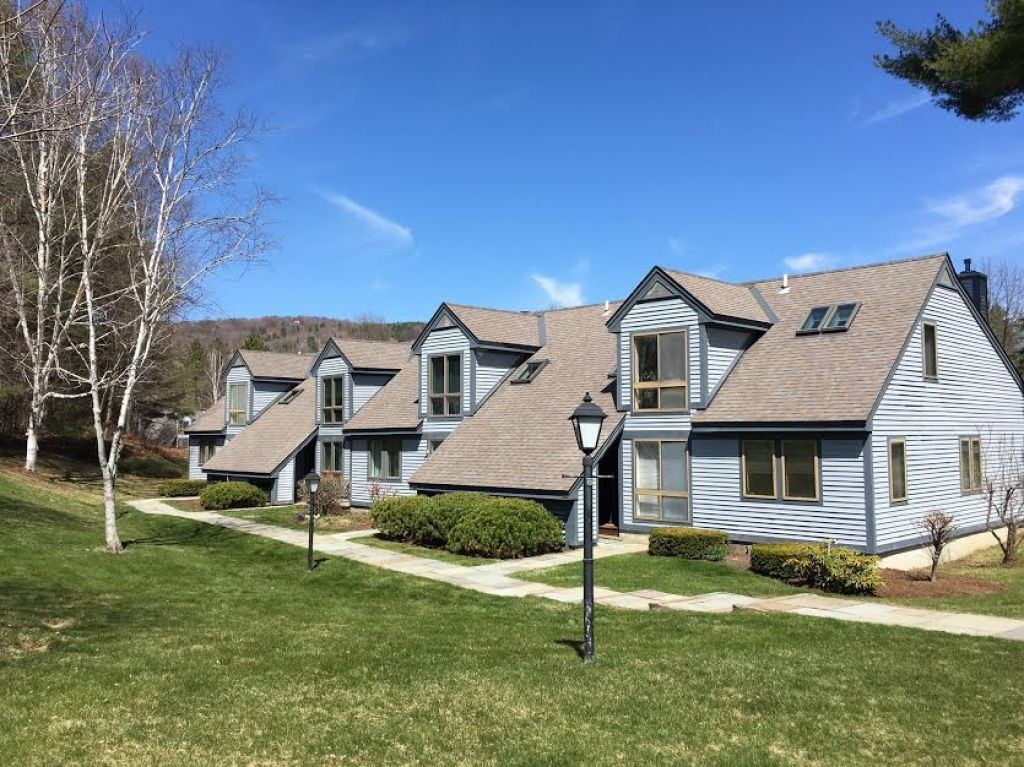 VILLAGE OF QUECHEE IN TOWN OF HARTFORD VT Condo for sale $$205,000 | $114 per sq.ft.
