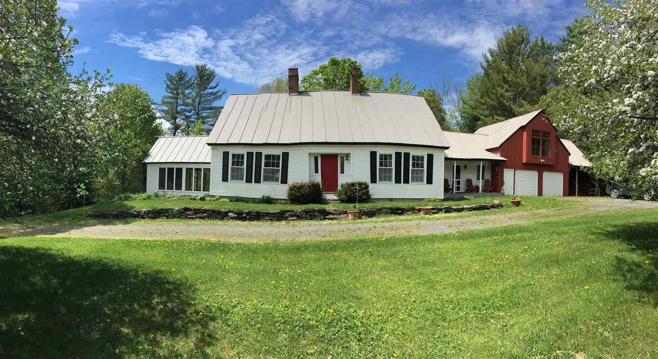 Strafford VTHome for sale $$450,000 $136 per sq.ft.