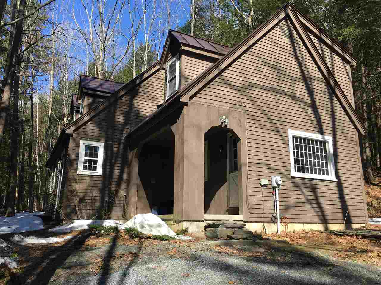 Village of Quechee in Town of Hartford VT Home for sale $List Price is $155,000