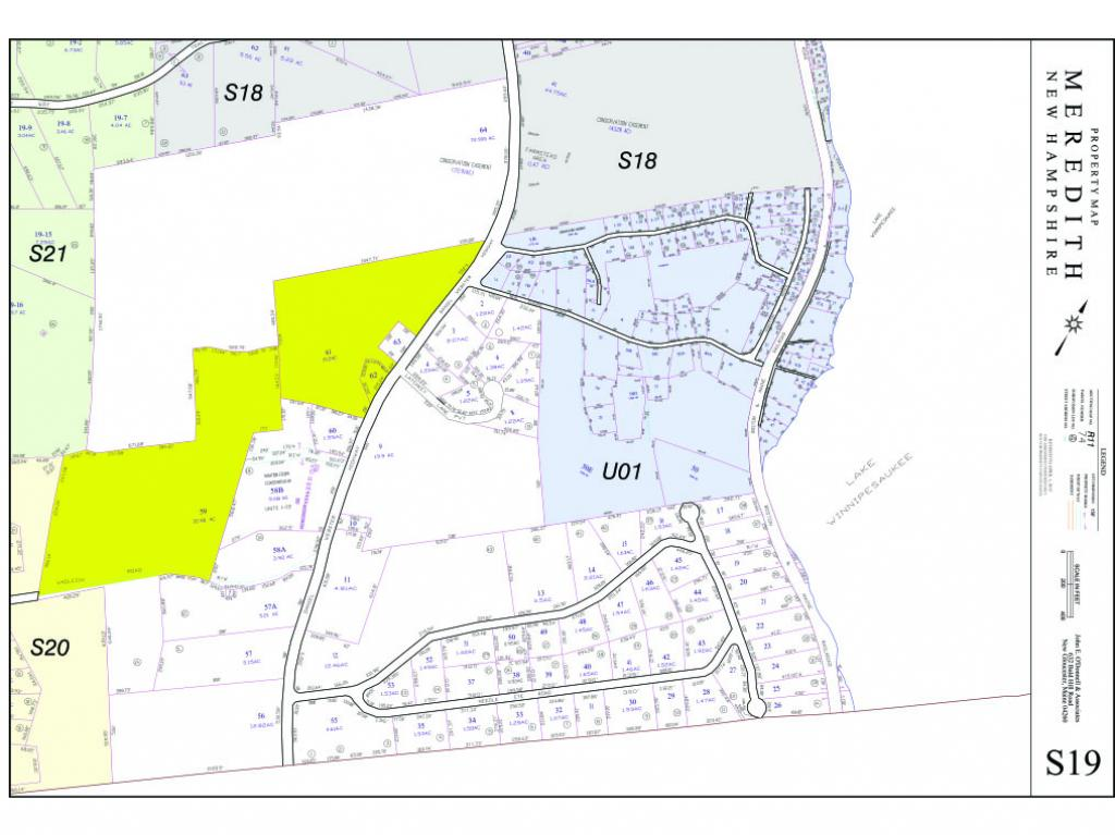 MEREDITH NH LAND  for sale $925,000