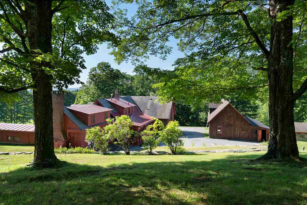 CHESTER VT Home for sale $$4,650,000 | $943 per sq.ft.
