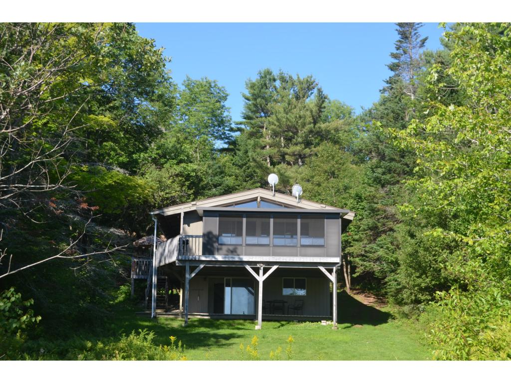 SPRINGFIELD NH Lake House for sale $$375,000 | $355 per sq.ft.