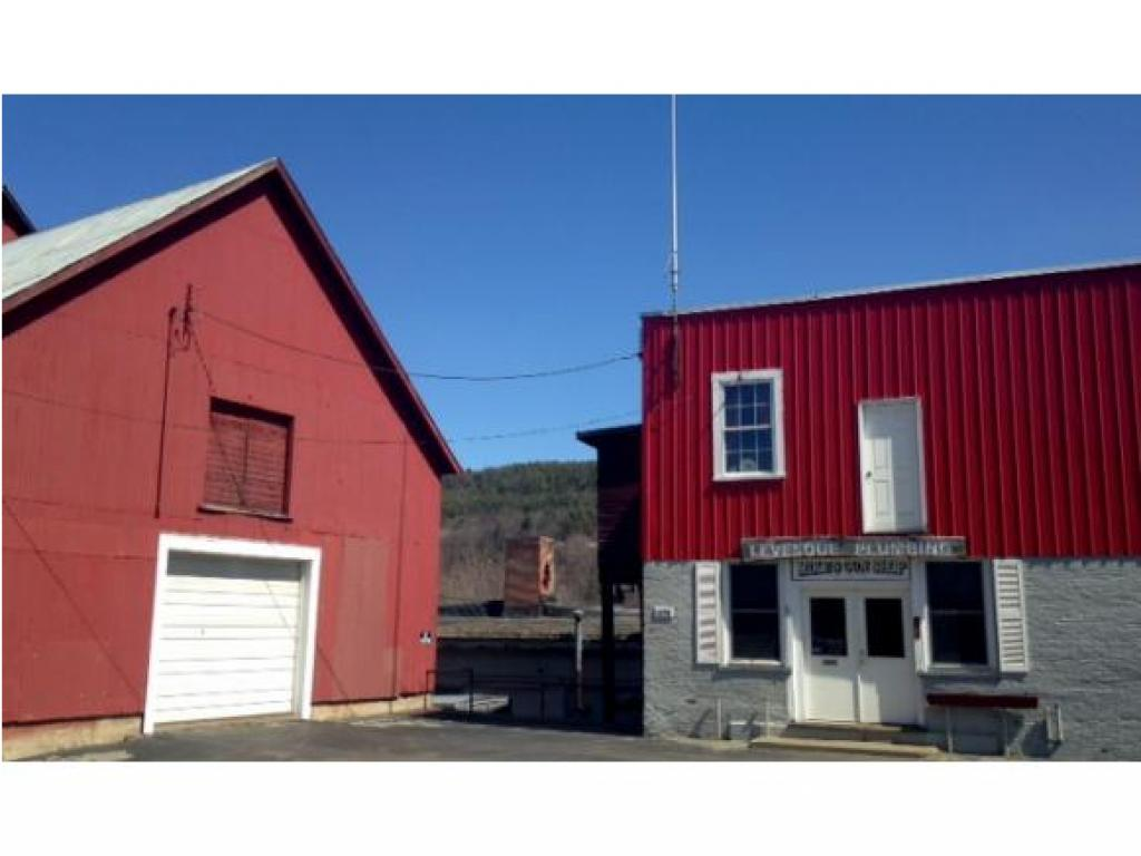 Windsor VT Commercial Property for sale $List Price is $175,000