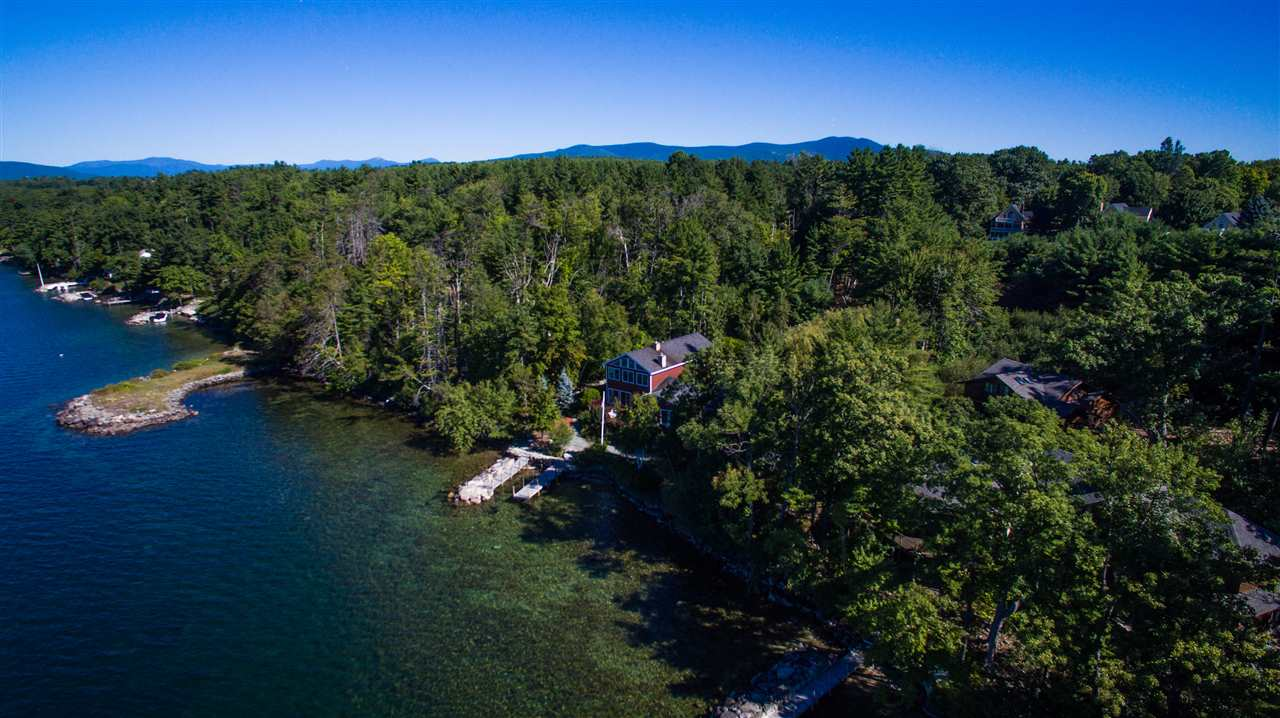 MOULTONBOROUGH NH Lake House for sale $$1,699,000 | $476 per sq.ft.