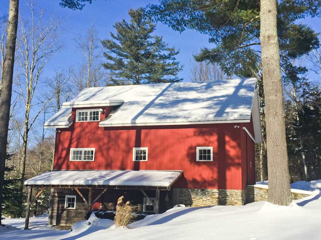 Granville VT Horse Farm | Property  on Pond