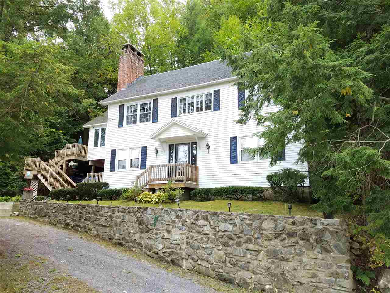 LEICESTER VT Lake House for sale $$470,000 | $405 per sq.ft.