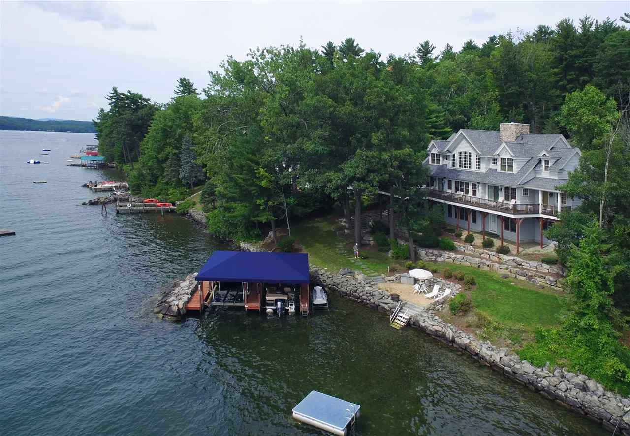 GILFORD NH  Home for sale $3,495,000