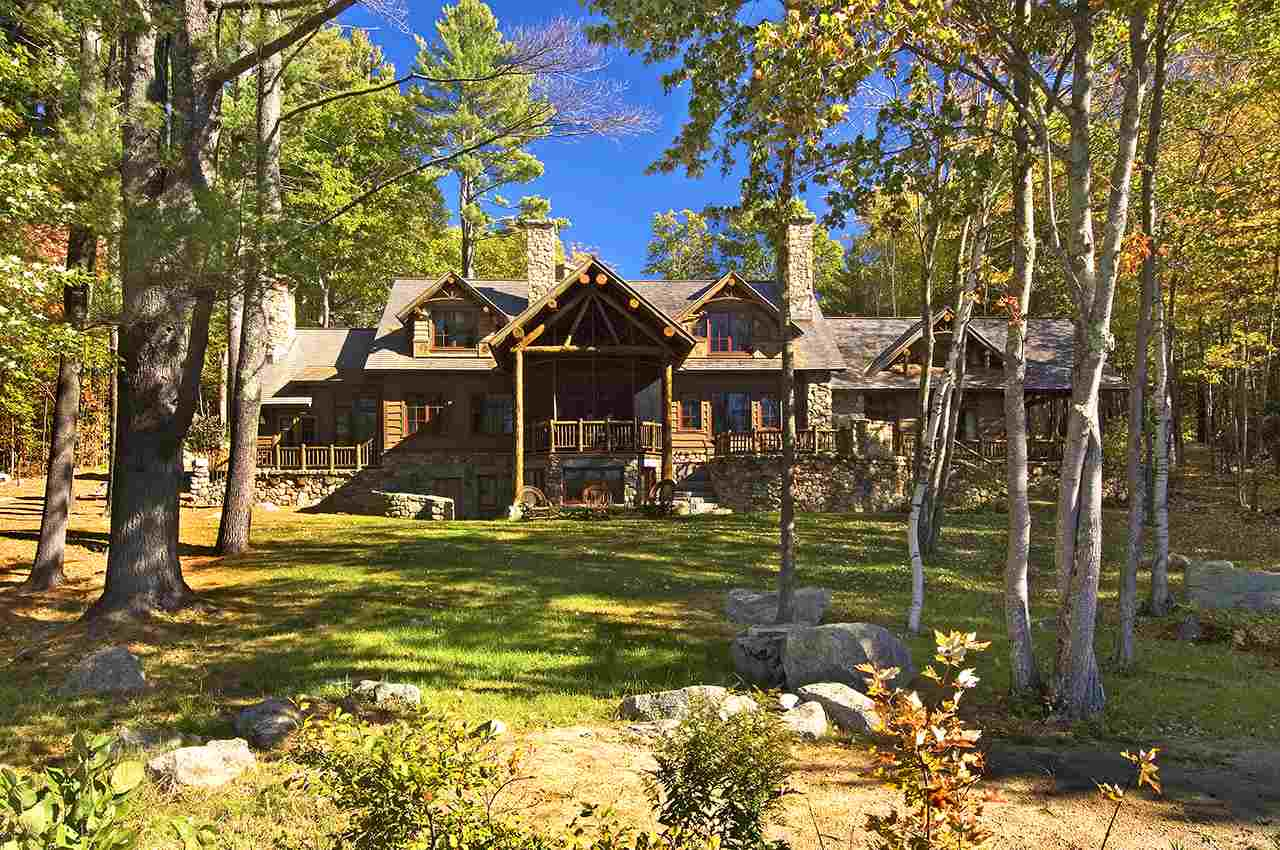 MOULTONBOROUGH NH  Home for sale $9,500,000