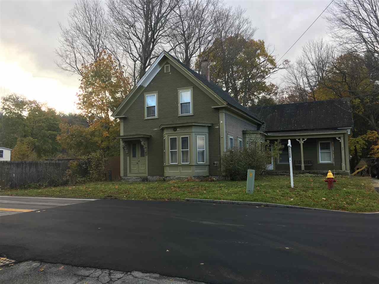 Bennington NH Home for sale $List Price is $80,000