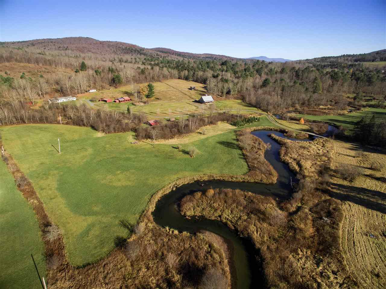 Strafford VT Horse Farm | Property  on Ompompanoosic