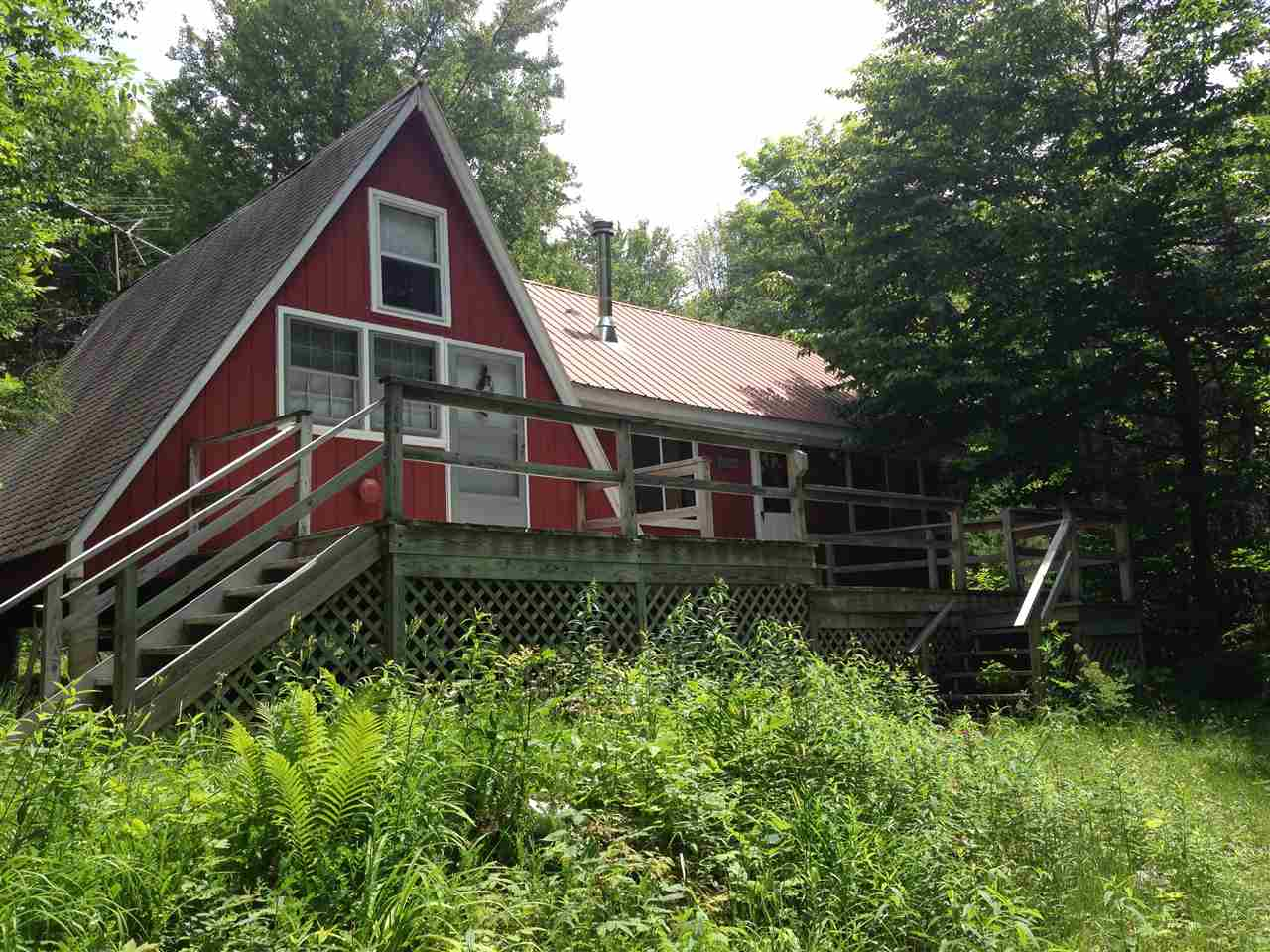 Reading VT Home for sale $List Price is $95,000