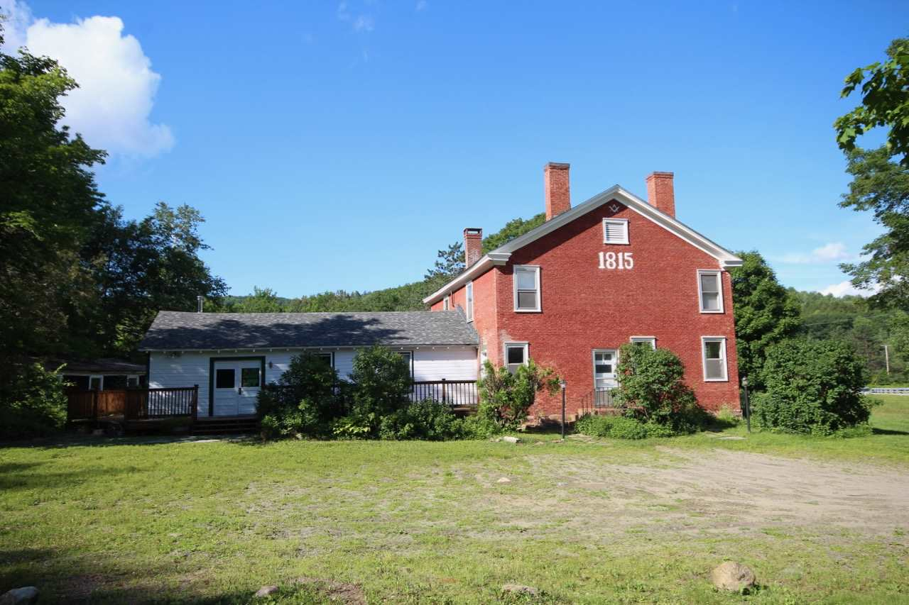 Reading VT Horse Farm | Property  on Mill Brook