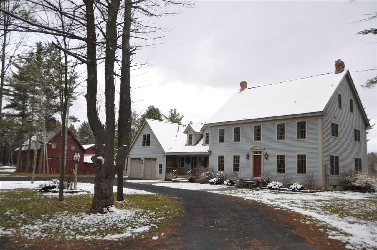 Cornwall VT Horse Farm | Property  on Private pond