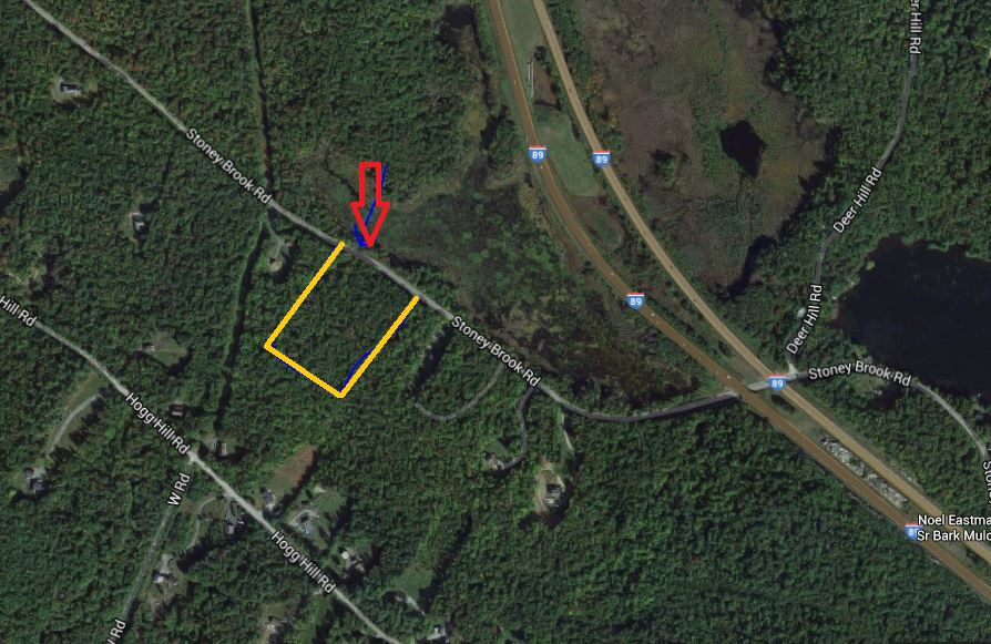 SPRINGFIELD NH LAND  for sale $$57,000 | 4.4 Acres  | Price Per Acre $0