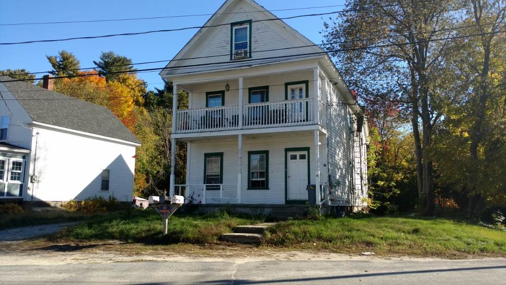 Bennington NH Multi Family for sale $List Price is $129,900