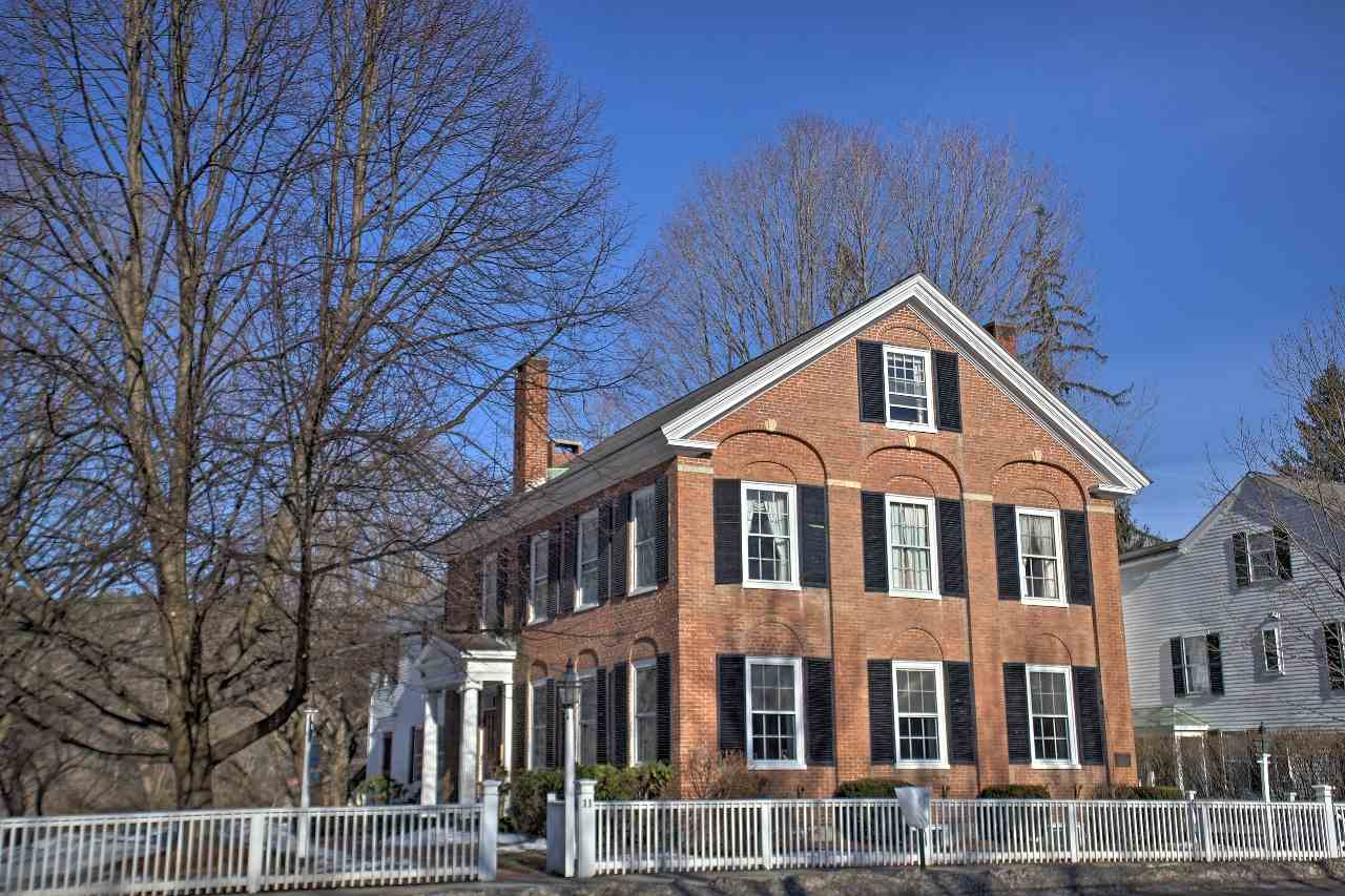 Woodstock VT for sale $List Price is $1,495,000