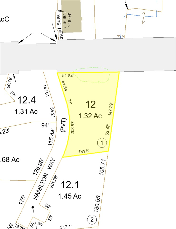 PLYMOUTH NHLAND  for sale $$149,900 | 1.32 Acres  | Price Per Acre $0