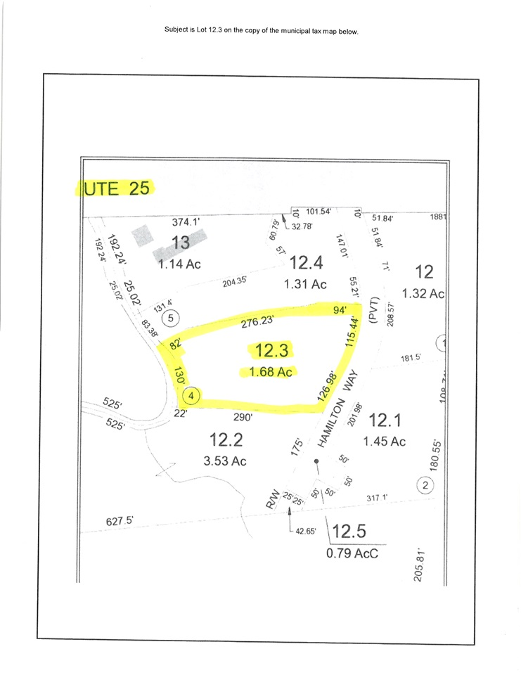 PLYMOUTH NH LAND  for sale $$64,900 | 1.68 Acres  | Price Per Acre $0