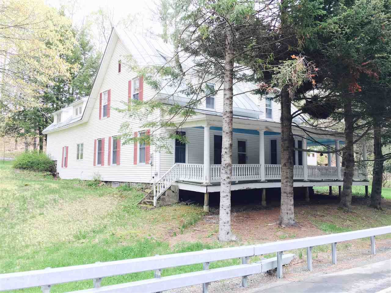 Woodstock VT Home for sale $List Price is $214,900
