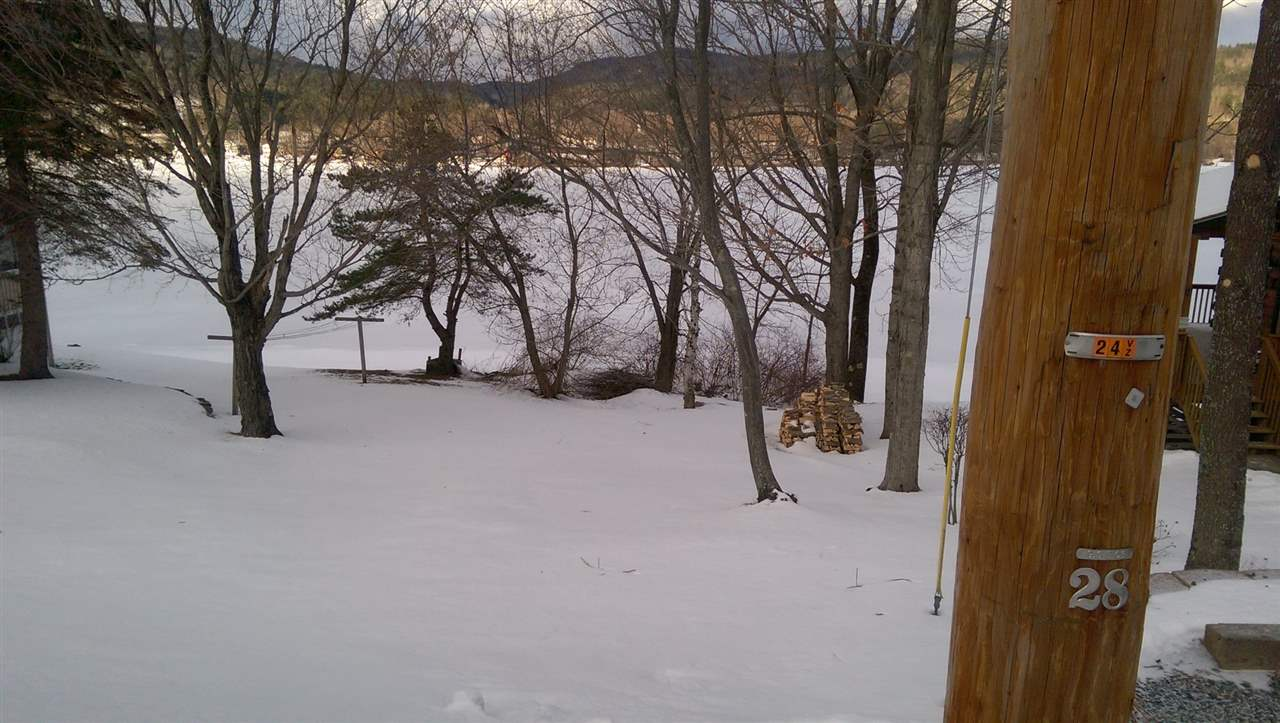 Showing Lake Frontage