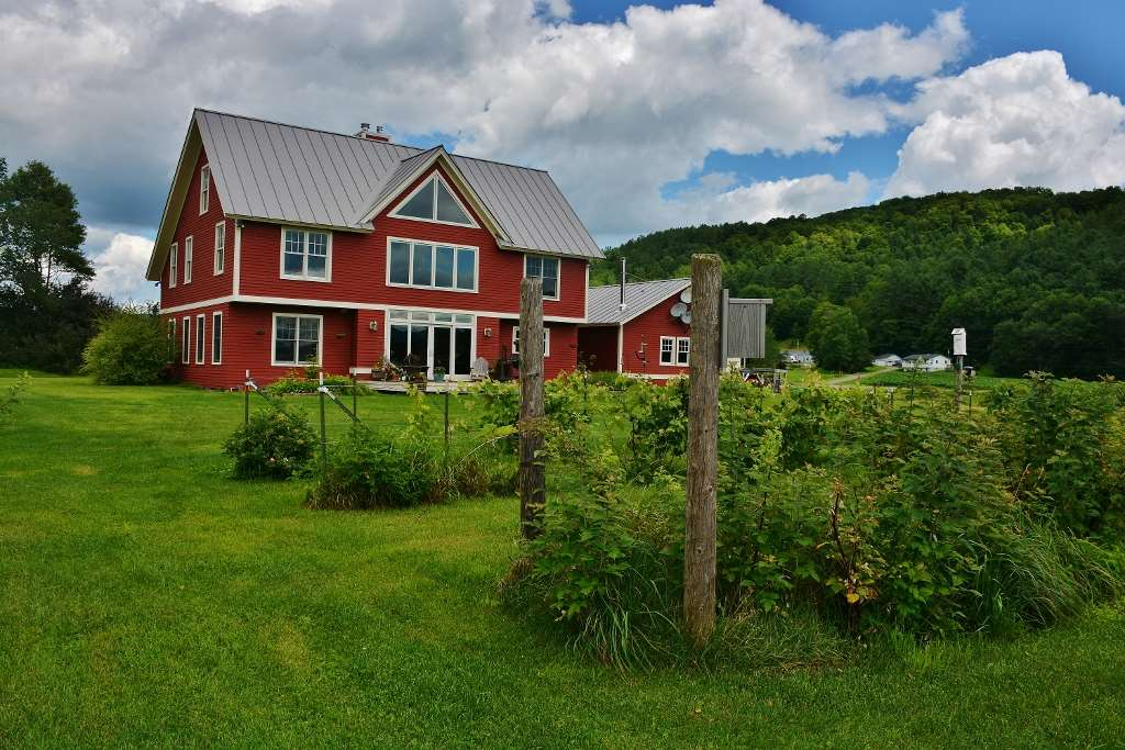 Brookfield VT Horse Farm | Property  on Second Branch of the White River