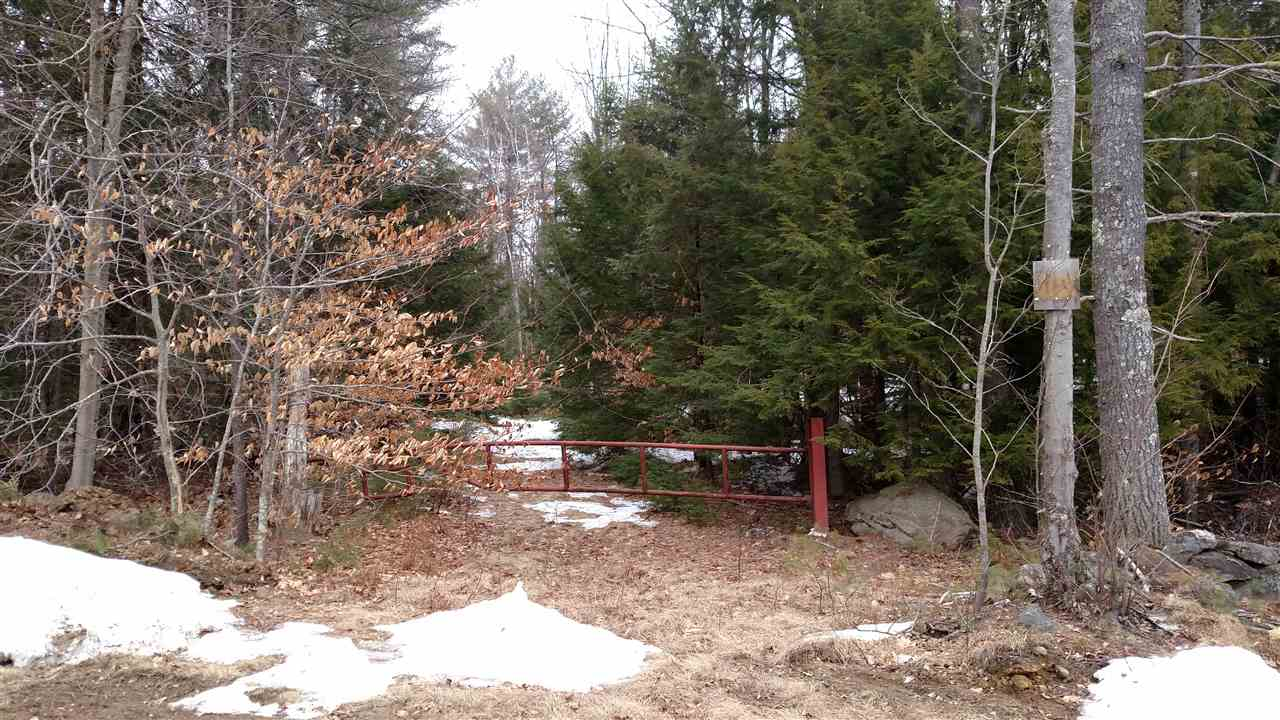 Gilmanton NH  waterfront home for sale