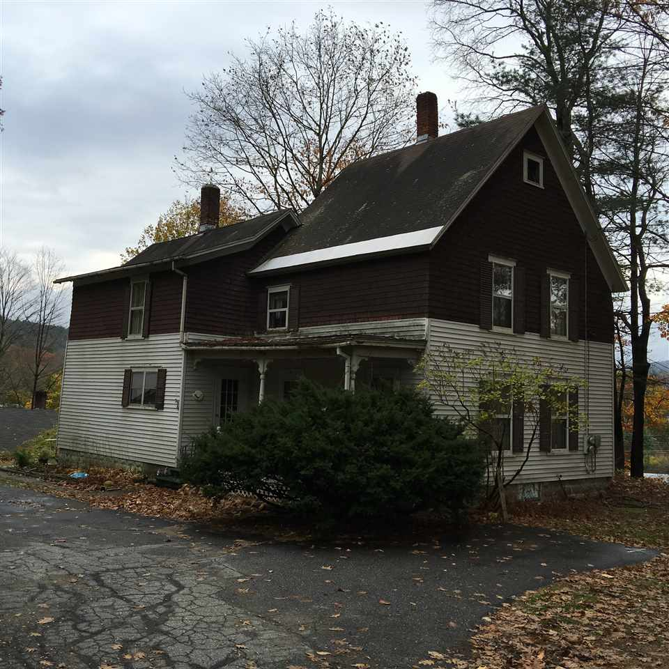 SPRINGFIELD VT Home for sale $$69,900 | $46 per sq.ft.